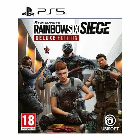 UBISOFT - Tom Clancy's Rainbow Six Siege - Deluxe Edition - Ps5
