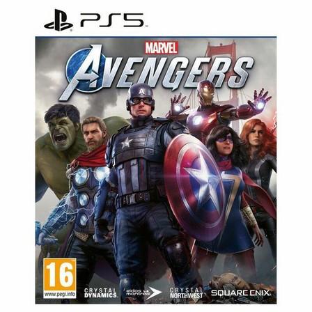 SQUARE ENIX - Marvel's Avengers - PS5