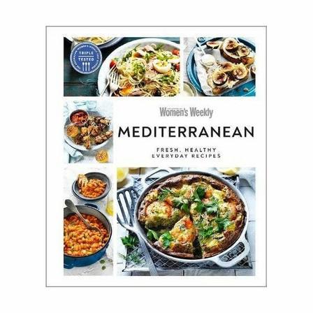 DORLING KINDERSLEY UK - Australian Women's Weekly Mediterranean - Fresh, Healthy Everyday Recipes