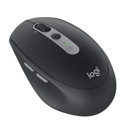 LOGITECH - Logitech M590 Wireless Mouse Graphite Multi-Device