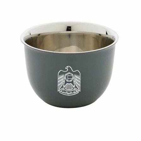 ROVATTI - Rovatti Pola Arabica Stainless Steel Cup U.A.E. Gray 80ml [Set of 6]