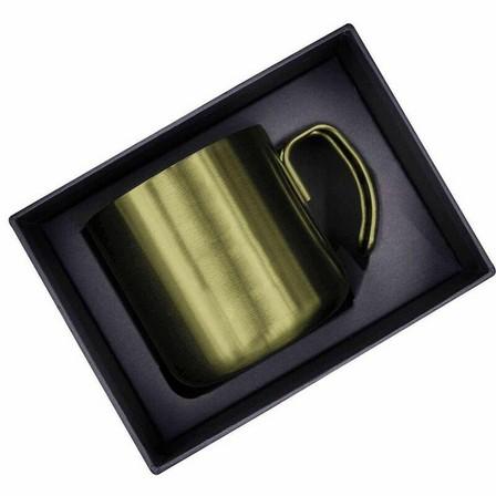 ROVATTI - Rovatti Pola Stainless Steel Mug Gold 400ml