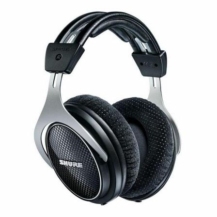 SHURE - Shure SRH1540 Premium Closed Back Headphones Black