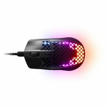 STEELSERIES - Steelseries Aerox 3 Gaming Mouse Black