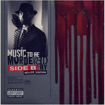 UNIVERSAL MUSIC - Music To Be Murdered By Side B Deluxe Edition [Set Of 2]   Eminem
