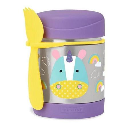 SKIP HOP - Skip Hop Zoo Food Jar Unicorn