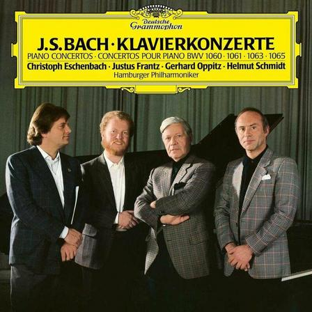 UNIVERSAL MUSIC - Piano Concertos Bwv 1060/1061/1063/1065 Reissue | Various Artists