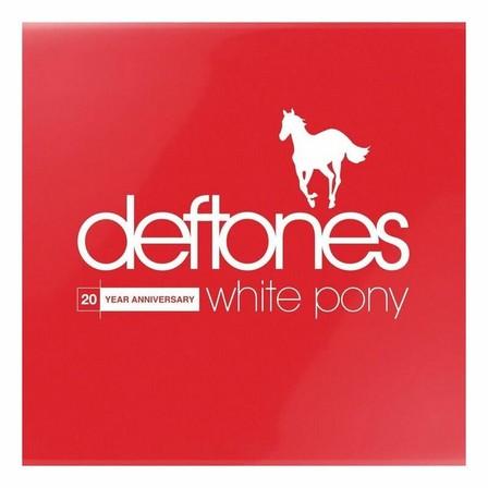 WARNER MUSIC - White Pony 20th Anniversary Deluxe Edition (2 Discs)   Deftones