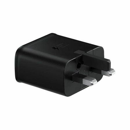 SAMSUNG - Samsung Travel Adapter 15W Type C Black