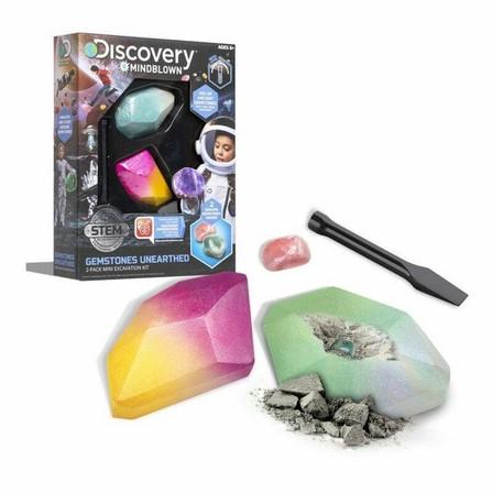 DISCOVERY MINDBLOWN - Discovery Mindblown Excavation Kit Mini Gemstone