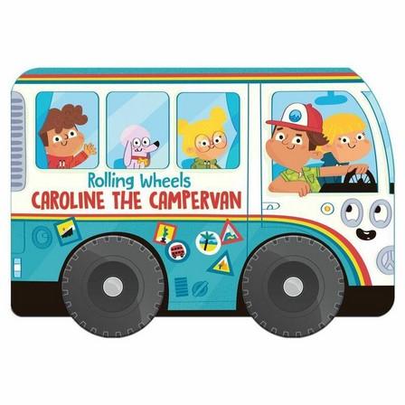 YOYO - Rolling Wheels Caroline The Campervan