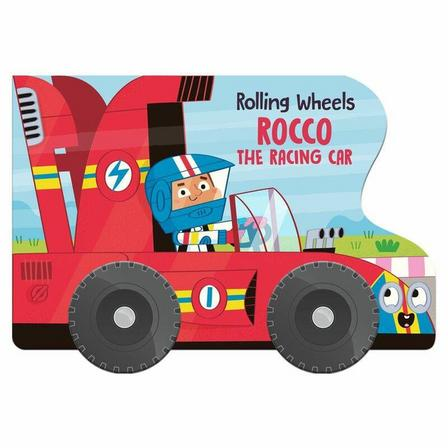 YOYO - Rolling Wheels Rocco The Racing Car