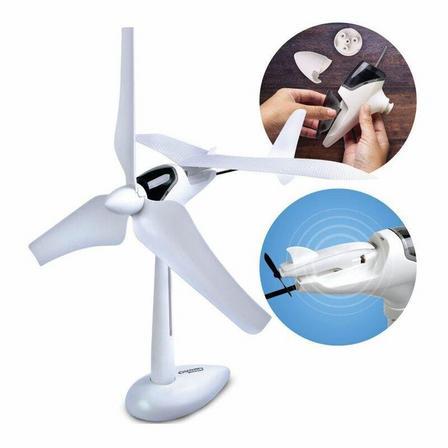DISCOVERY MINDBLOWN - Discovery Mindblown Kids Diy Wind Turbine Glider Kit