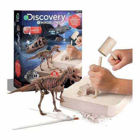DISCOVERY MINDBLOWN - Discovery Mindblown Dinosaur Fossil Dig
