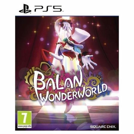 SQUARE ENIX - Balan Wonderworld - PS5