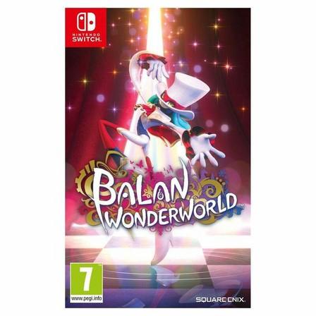 SQUARE ENIX - Balan Wonderworld - Nintendo Switch