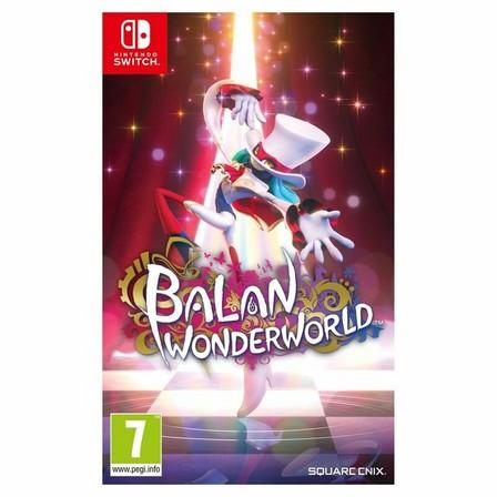 SQUARE ENIX - Balan Wonderworld - Nintendo Switch [Pre-owned]