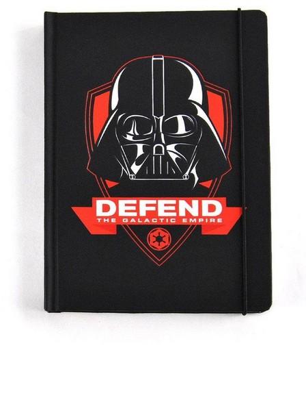 HALF MOON BAY - Star Wars Darth Vader Icon A5 Notebook