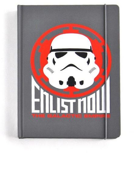 HALF MOON BAY - Star Wars Stormtrooper Icon A5 Notebook
