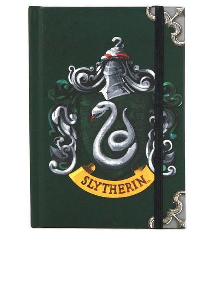 HALF MOON BAY - Harry Potter Slytherin A6 Notebook