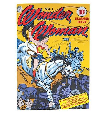 HALF MOON BAY - Wonder Woman Lasso Notebook