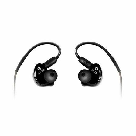 MACKIE - Mackie MP-120 BTA Single Dynamic Driver Professional In-Ear Monitors With Bluetooth Adapter