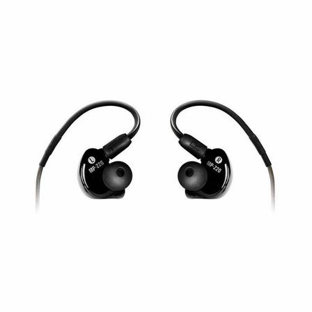 MACKIE - Mackie MP-220 BTA Dual Dynamic Driver Professional In-Ear Monitors With Bluetooth Adapter