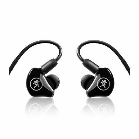 MACKIE - Mackie MP-240 Dual Hybrid Driver Professional In-Ear Monitors