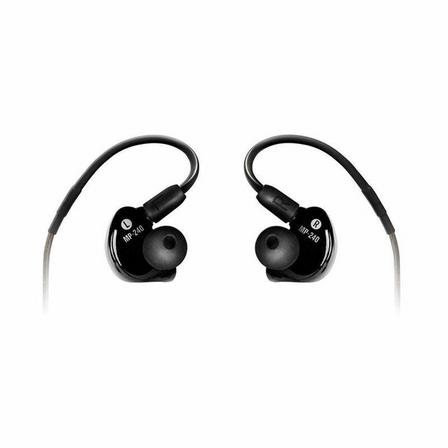 MACKIE - Mackie MP-240 BTA Dual Hybrid Driver Professional In-Ear Monitors With Bluetooth Adapter
