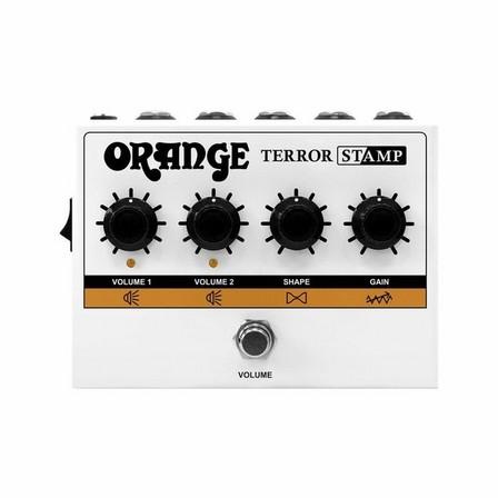ORANGE - Orange Terror Stamp 20W Valve Hybrid Guitar Amplifier Pedal