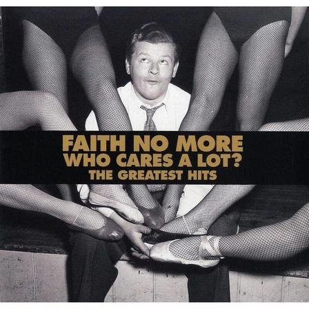 WARNER MUSIC - Who Cares A Lot The Greatest Hits (2 Discs)   Faith No More