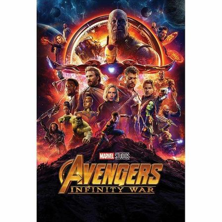 PYRAMID POSTERS - Pyramid Posters Marvel Avengers Infinity War One Sheet Maxi Poster (61 x 91.5 cm)