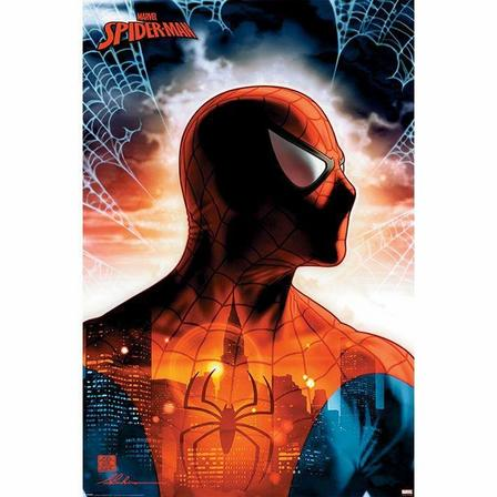 PYRAMID POSTERS - Pyramid Posters Marvel Spider-Man Protector Of The City Maxi Poster (61 x 91.5 cm)
