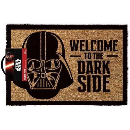 PYRAMID POSTERS - Pyramid Posters Star Wars Welcome to The Darkside Door Mat (40 x 60 cm)
