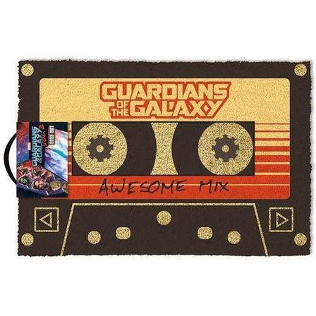 PYRAMID POSTERS - Pyramid Posters Marvel Guardians Of The Galaxy Awesome Mix Doormat (40 x 60 cm)
