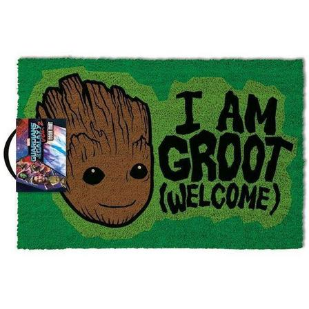 PYRAMID POSTERS - Pyramid Posters Marvel Guardians of The Galaxy Vol. 2 Iam Groot Doormat (40 x 60 cm)
