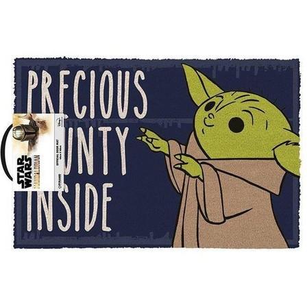 PYRAMID POSTERS - Pyramid Posters Star Wars The Mandalorian Precious Bounty Inside Door Mat (40 x 60 cm)