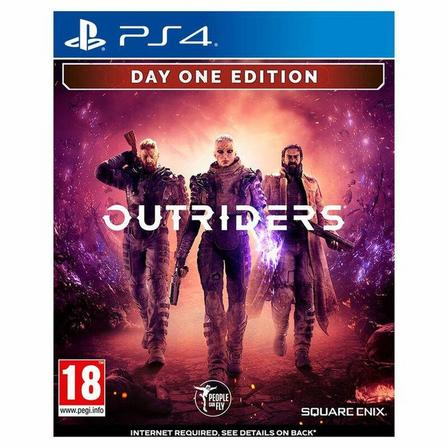 SQUARE ENIX - Outriders - Day One Edition - PS4