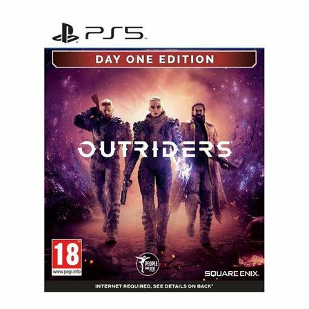 SQUARE ENIX - Outriders - Day One Edition - PS5