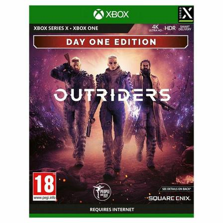 SQUARE ENIX - Outriders - Day One Edition - Xbox Series X/One