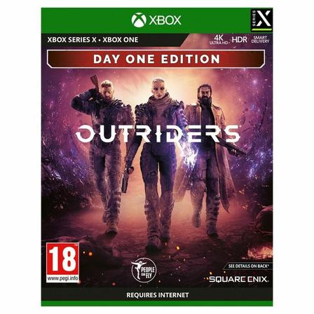 SQUARE ENIX - Outriders - Day One Edition - Xbox Series X/One [Pre-owned]