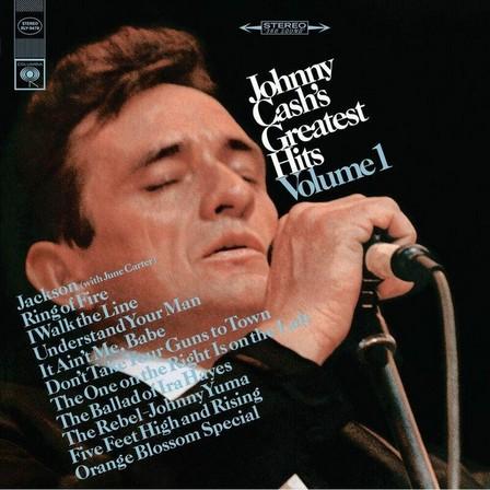 COLUMBIA/LEGACY - Greatest Hits Vol 1   Johnny Cash