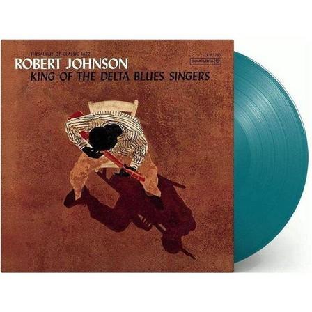 COLUMBIA/LEGACY - King Of The Delta Blues Singers Turquoise Vinyl   Robert Johnson