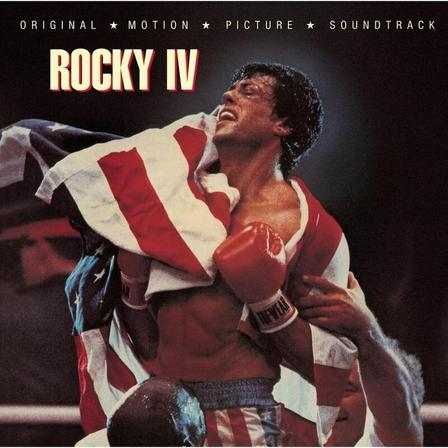 LEGACY RECORDS - Rocky IV Picture Vinyl   Original Soundtrack