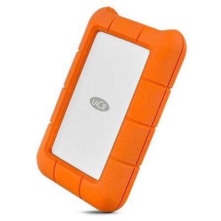 LACIE - Lacie Rugged 1TB USB-C Portable Drive