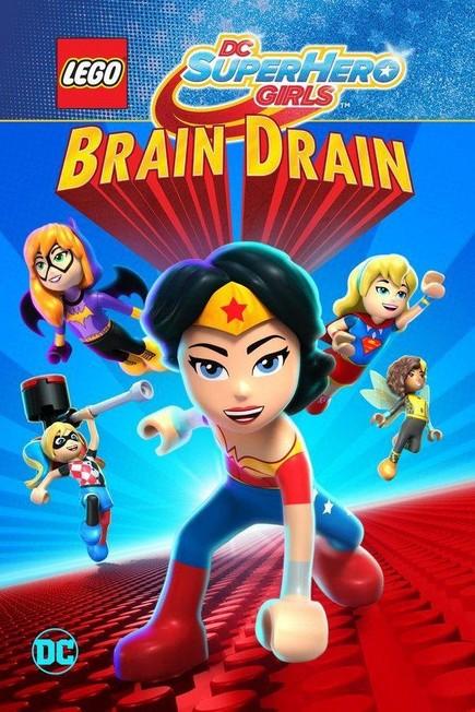 WARNER HOME VIDEO - LEGO DC Super Hero Girls Brain Drain