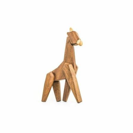 FABLEWOOD - Fablewood The Big Giraffe Magnetic Wooden Figure