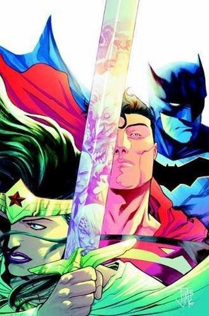DC COMICS - Trinity Vol. 1 Better Together (Rebirth)