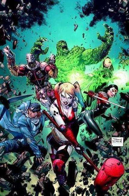 DC COMICS - Suicide Squad Vol. 4 (Rebirth)