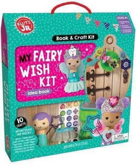 KLUTZ PRESS INC USA - Klutz Junior My Fairy Wish Kit